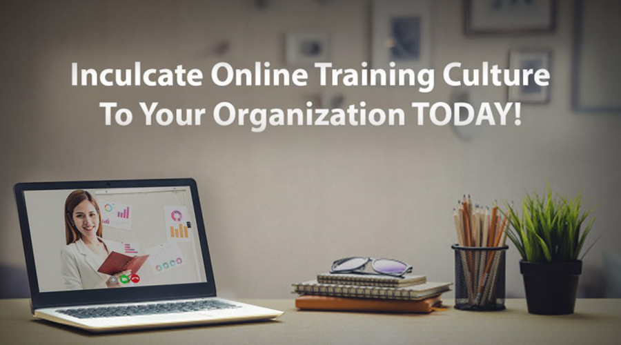 Grow Your Organization By Developing Online Training Culture