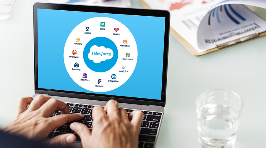 Salesforce – Transforming Businesses with the Astounding Power